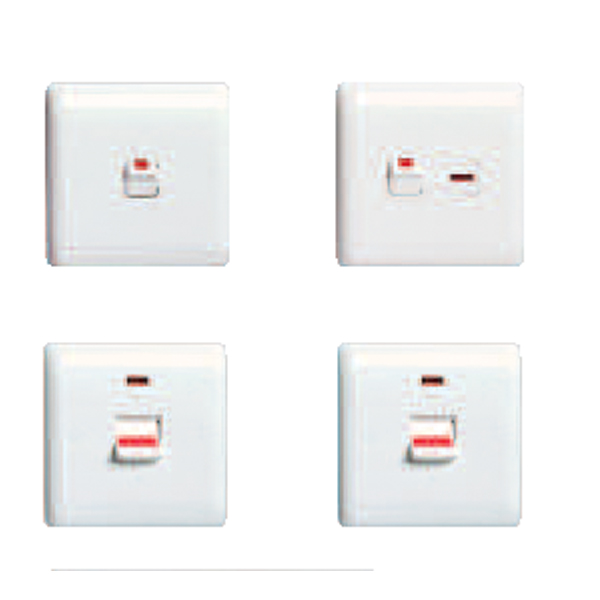 20A double pole control switches
