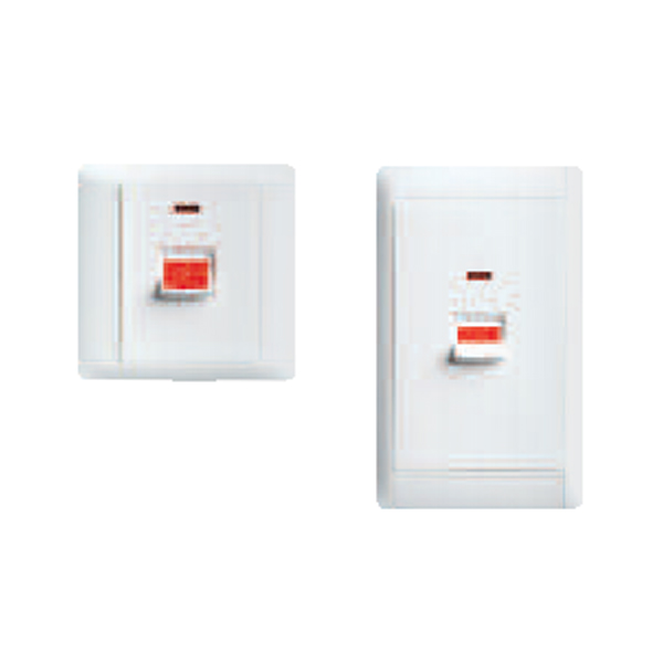 32A & 45A double pole control switches
