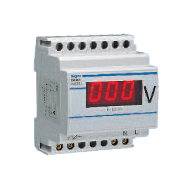 Digital Voltmeters, AM Meters, Current Transformers