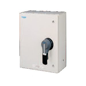 Enclosure Fuse Combination Switches 32-630A