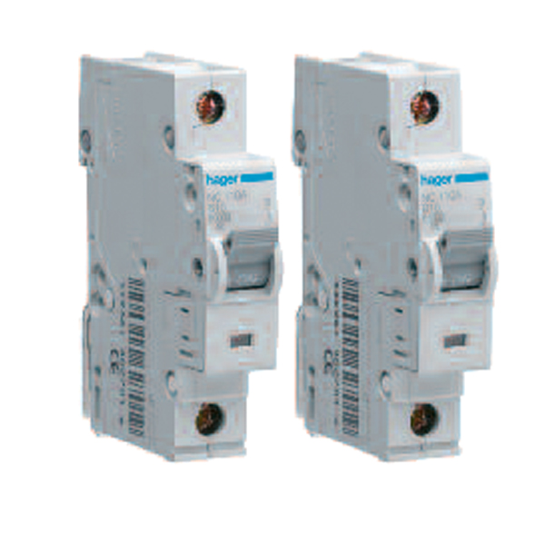 Miniature Circuit Breakers 10KA Type B & C-NB NC