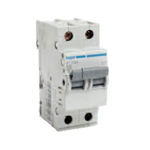 Miniature Circuit Breakers 6KA Type B & C-MT MU