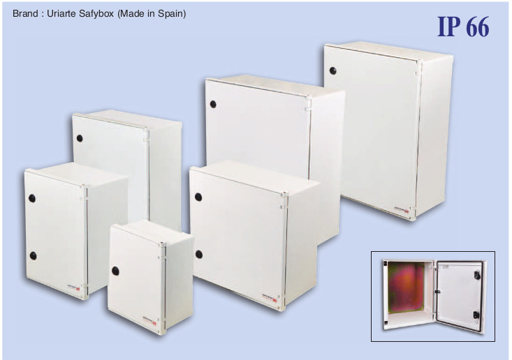 Polyester Enclosure (IP66)