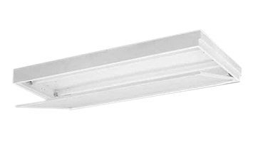 Recessed T-Bar Mounted – Clean Room Fitting (Imperial)