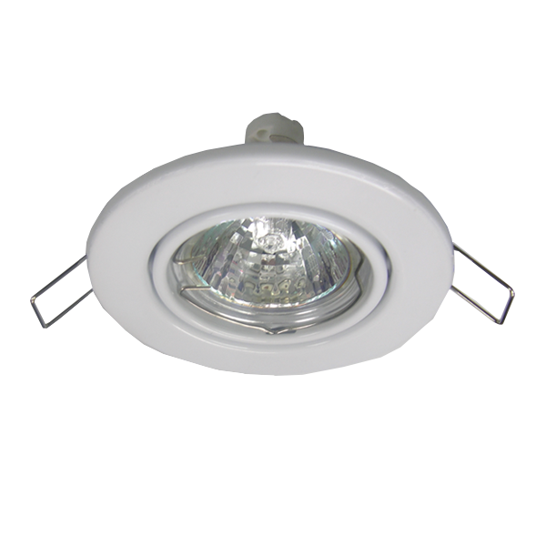 Spotlight – Recessed Adjustable Halogen