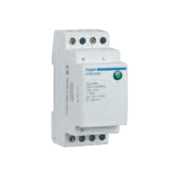 Surge Protective Devices with Low Voltage Protection on Level