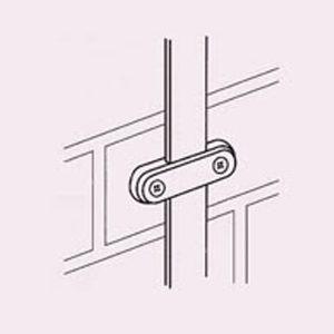 D/C Metal Tape Clip