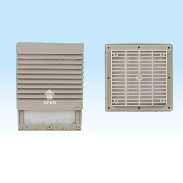 Ventilation Mesh and Filtration System