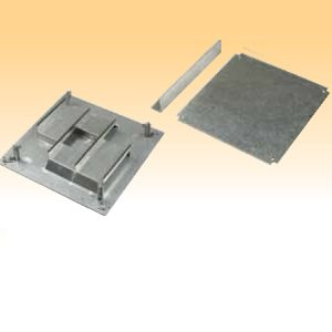 Flushfloor Junction Box Tee