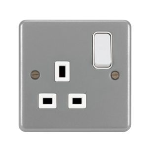Metalclad Socket Outlets