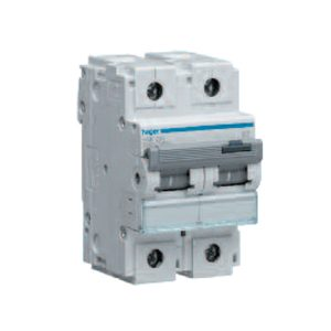 "Miniature Circuit Breakers 80-125A HLE, HLF: ""B""-""C"" 10000-10 kA"