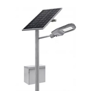 Solar Powered LED Street Lantern