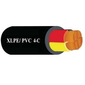 XLPE Insulated, PVC Sheathed Cables