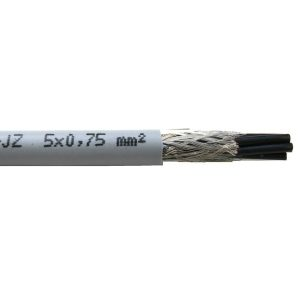 Lightweight screened control cable YSLCY-JZ_-OZ