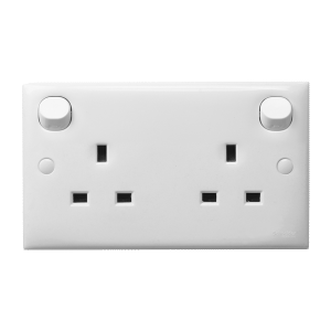 Double Gang Socket